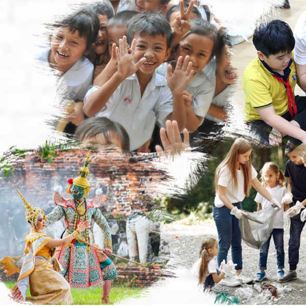 Trại hè thái lan 2020 - SWorld Camp Chiang Mai