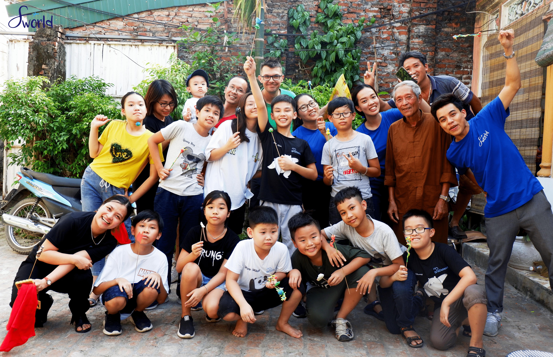 Trải nghiệm làng tò he - Xuân La