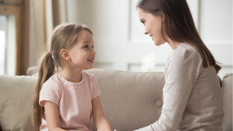 Nói sao cho trẻ nghe lời