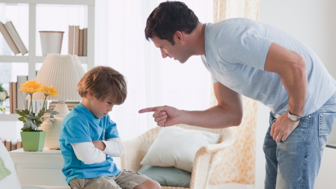 Phạt con sao cho đúng? Hay các biện pháp thay thế hình phạt