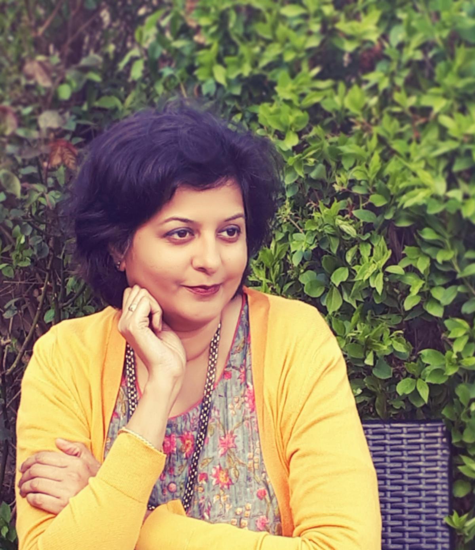 Susmita Bhattacharya - Creative Writing